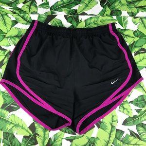 5 for $25 Nike Dri-Fit Magenta Black Running Short